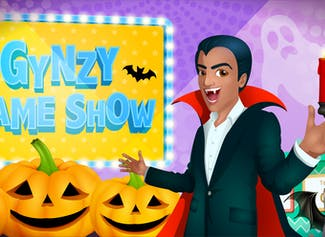 Quiz students on Halloween trivia with the Gynzy Game Show!