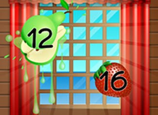 Play a game in which you practice your times tables.