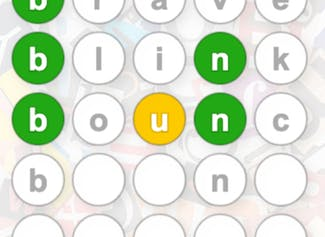 Play a game and discover the secret word.