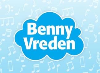 Zing mee met de liedjes van Benny Vreden.