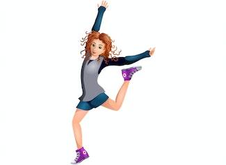 ¡Una colección de ejercicios cortos y divertidos para mover el cuerpo!