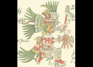 I can describe the daily life and religion of the Aztec civilization.