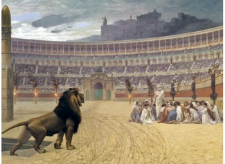 I can describe the role of religion in Ancient Rome and describe the fall of...