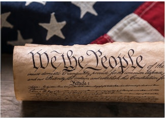 I can explain the purpose and the contents of the United States constitution.