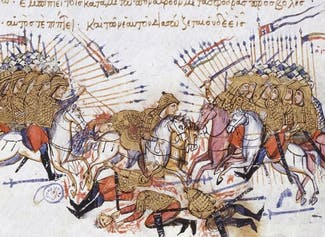 I can list the contributions of the Byzantine Empire and describe its fall.