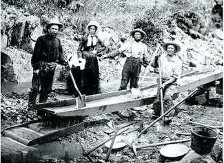 I can explain the importance of the California Gold Rush and how it changed...