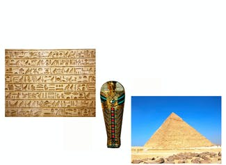 I can describe important ancient Egyptian cultural traditions.