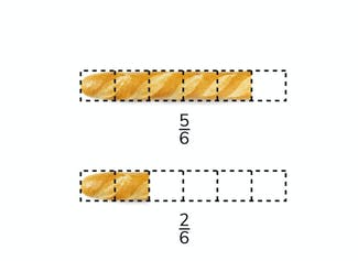 I can convert fractions greater than 1 to mixed numbers after addition.