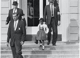 I can describe the impact Ruby Bridges has had on American history.