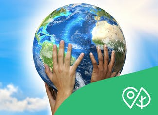 Learn about climate change, how it occurs and what problems it causes.