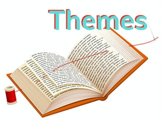 I can analyze how the theme of a story develops over the course of the text.