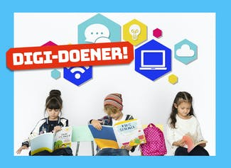 Dit is het derde deel om digitale geletterdheid concreet te kunnen maken.