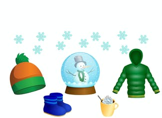 Learn all about winter with these fun activities!