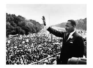 I can describe the contributions of Martin Luther King Jr.