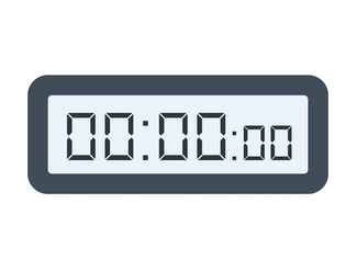 An easy to use stopwatch to measure time.